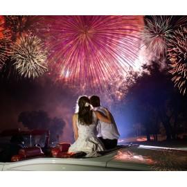 Svadobné ohňostroje